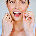 The benefits of Flossing your Teeth