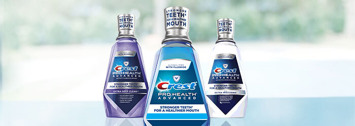 Types of Mouthwash: Find the One That Works for You